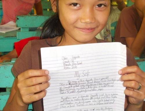 Claire Laguerta from Maravilla Elementary School