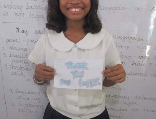 Nikka Sta. Ana of Dugcal Elementary School