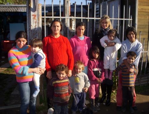 Helping Poor Families in Brazil